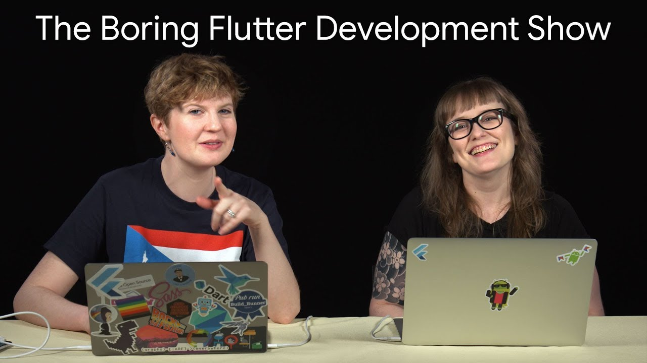 Using Flutter Inspector and Preserving Scroll Position (The Boring Flutter  Development Show, Ep  15)