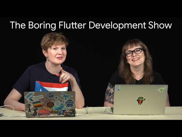 Using Flutter Inspector and Preserving Scroll Position (The Boring Flutter Development Show, Ep. 15)