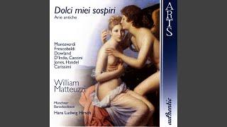 Le Musiche... Da Cantar Solo Nel Clavicordo... Et Altri Istromenti Simili (1609) : Piangono Al...