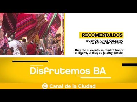 """<h3 class=""""list-group-item-title"""">Recomendados: """"Besos en la Boca"""", """"La fiesta de Alasita"""" y más en Disfrutemos BA</h3>"""