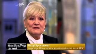 Margit Sponheimer - Auftritte bei Mainz bleibt Mainz 1968 & 1970