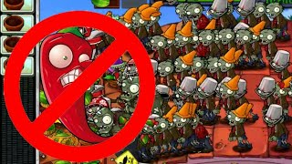Last Stand Night MODE   PUZZLES   Plants vs Zombies - Mr  Chaliche