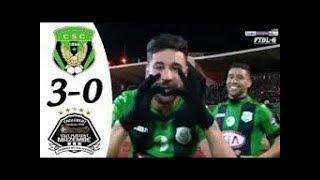 اهداف مباراة شباب قسنطينة و تيبي مازيمبي 3   0 دوري أبطال إفريقيا عالمي