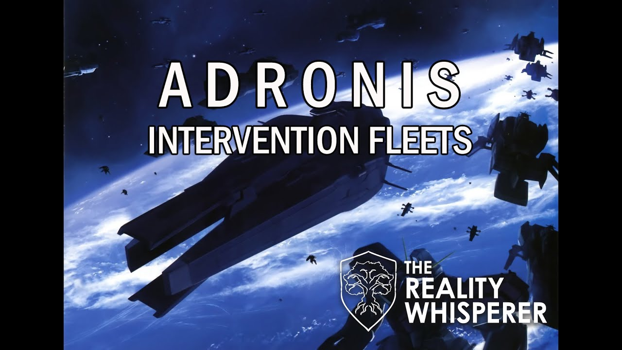 Adronis - Intervention Fleets