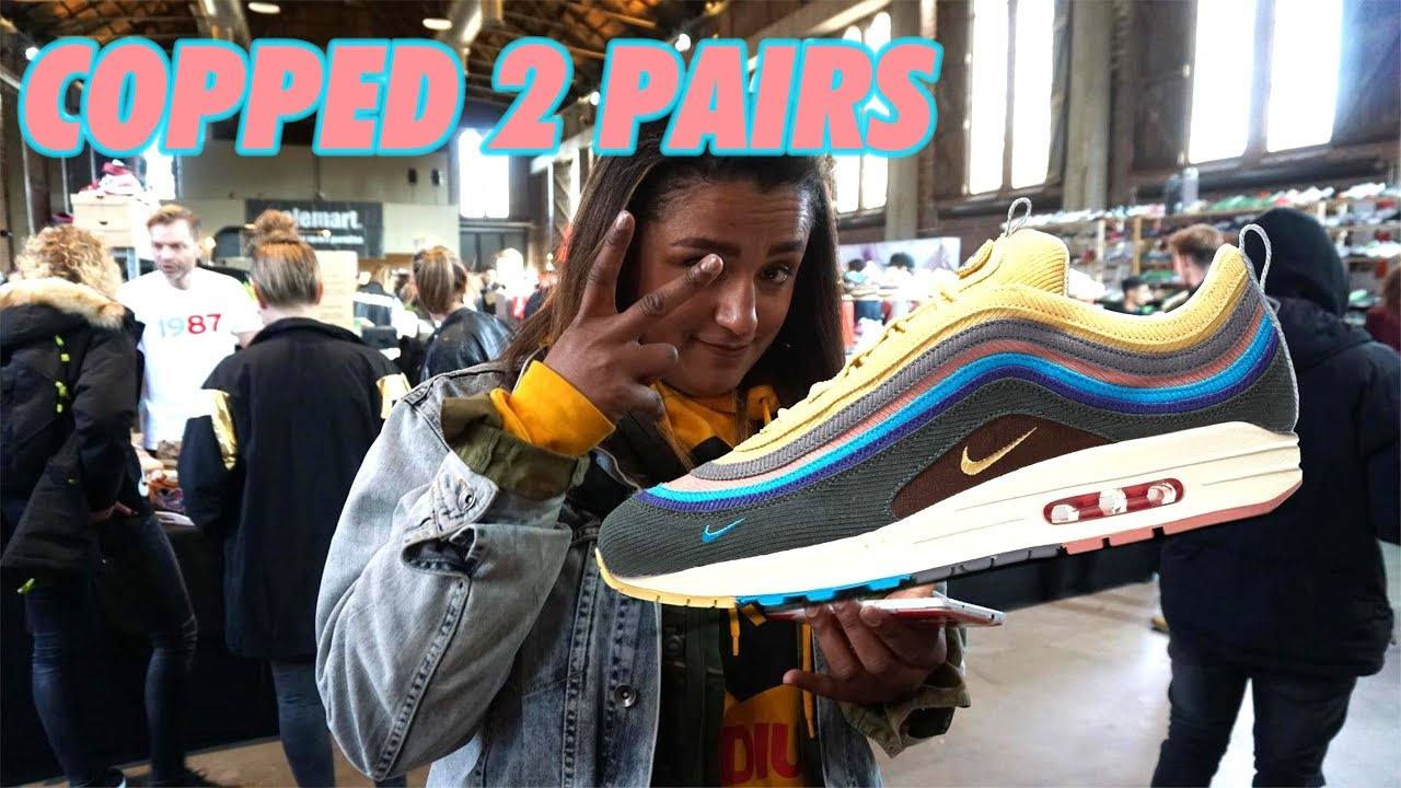 new product 65b6f d869c AIR MAX DAY 2018 SEAN WOTHERSPOON AMSTERDAM
