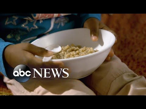 America's growing hunger crisis