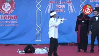 Herkesi Ağlatan Etkinlik Gösterisi.. Adana 2014  |  Furkan Vakfı