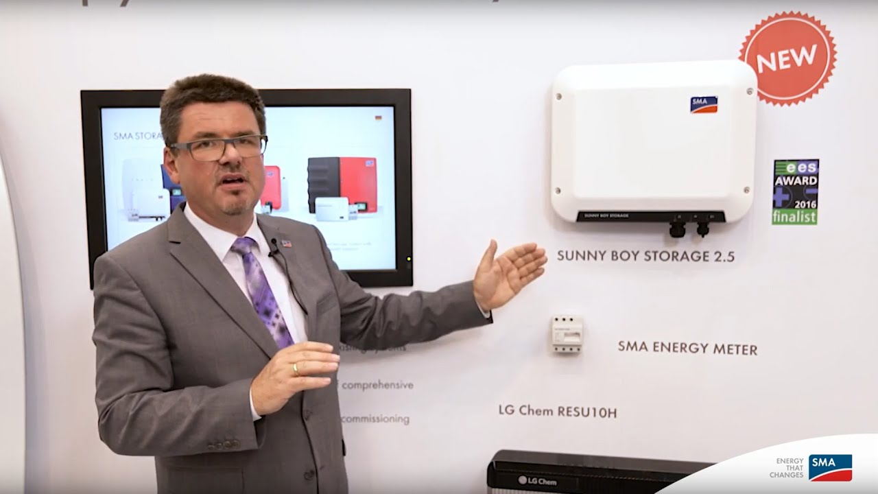 Sunny Boy Storage Cost Effective Solution For Storing Solar You
