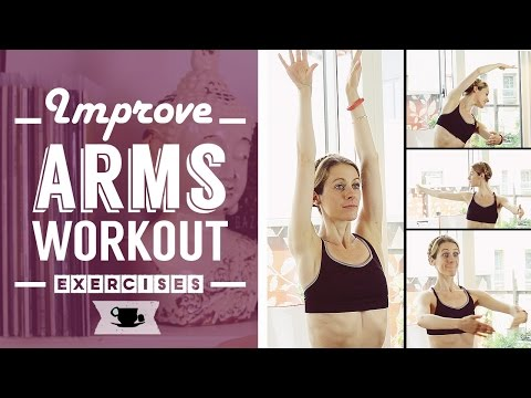 Strong and Lean Arms Workout   Lazy Dancer Tips