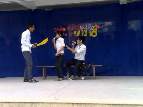 12C8 Hoàng Văn Thụ  Nha Trang Hoạt động ngoại khóa   2011