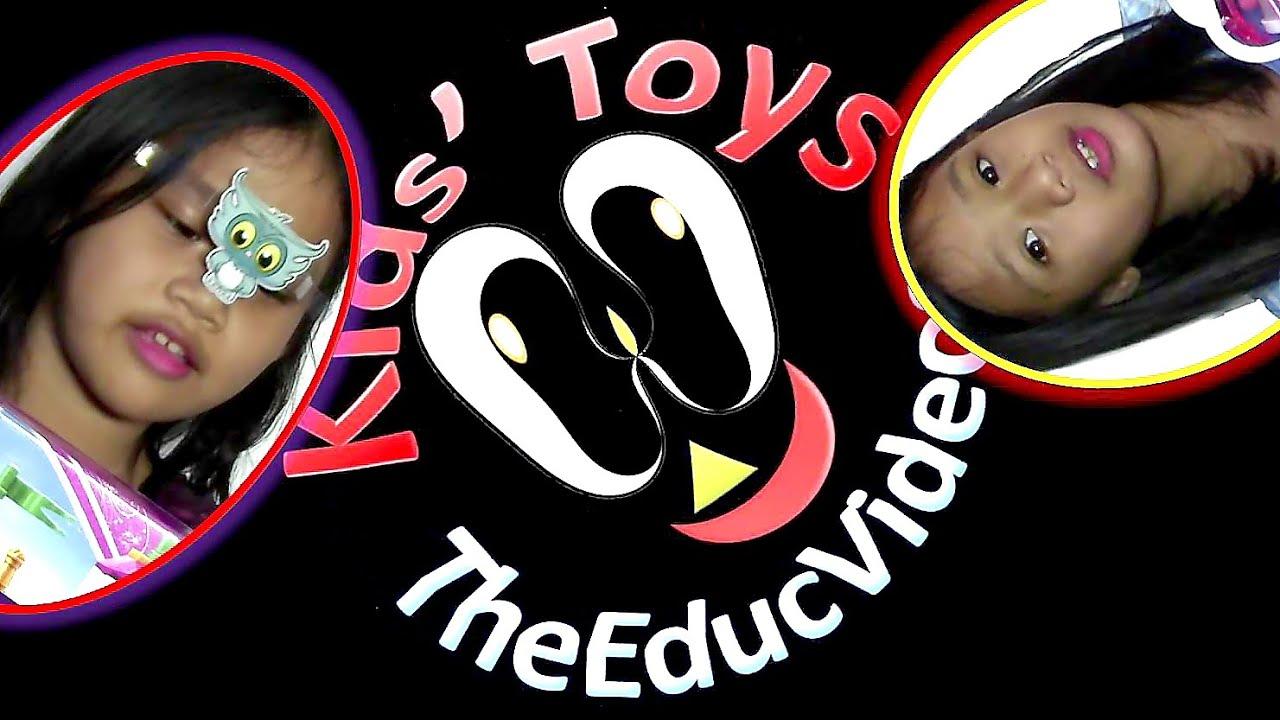 Kids' Toys Trailer 3 - Play Doh Barbie Nerf Disney Frozen Orbeez LEGO Baby Alive Lalaloopsy etc