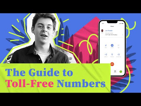 The Guide To Toll-Free Numbers | MightyCall