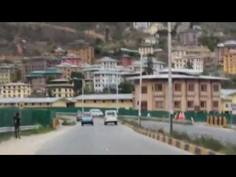 Trip to Bhutan: Beautiful Town of Thimpu, Bhutan- Thimpu City Tour