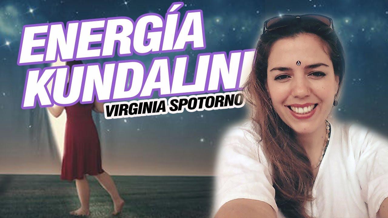 ENERGÍA KUNDALINI - Virginia Spotorno