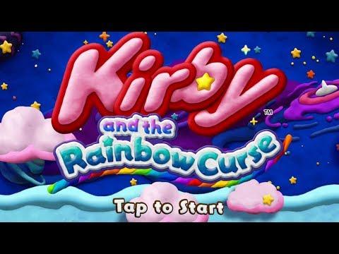 Kirby and the Rainbow Curse Longplay Nintendo Wii U