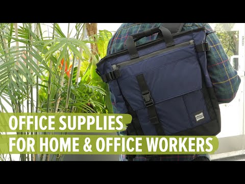 Office Supplies for Hybrid Workers Who Split Time Between the Office and Home