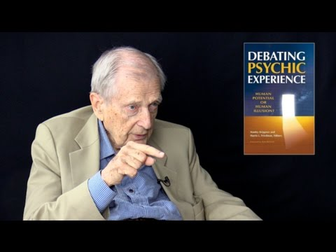 Dream Telepathy with Stanley Krippner