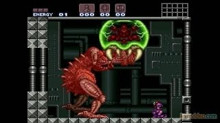 Speed Game - Super Metroid - Fini en 38 minutes et 41 secondes