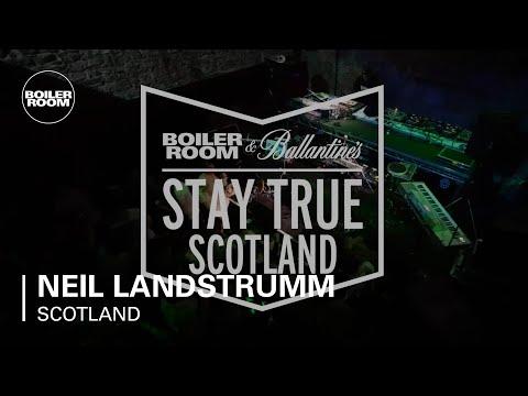 Neil Landstrumm Boiler Room & Ballantine's Stay True Scotland Live Set