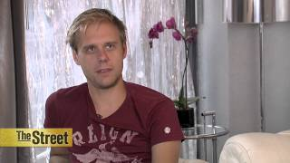 DJ Armin van Buuren on the Business of Electronic Dance Music