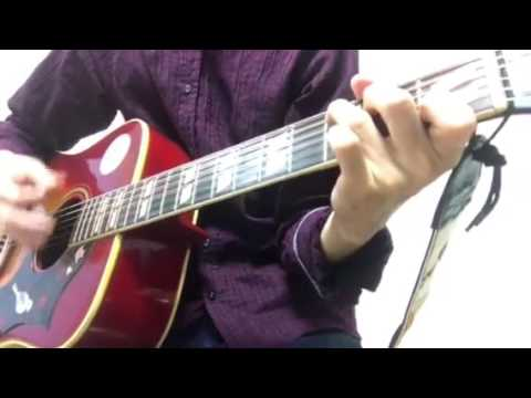 Don\'t look back in anger chords - YouTube