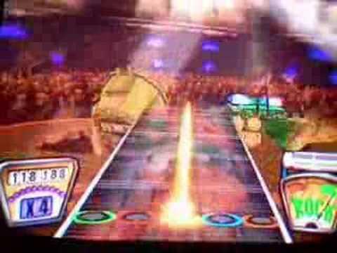Ted Nugent - Cat Scratch Fever - Guitar Hero 2 Custom Song