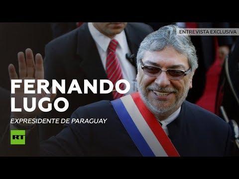 """Fernando Lugo: """"El caso de Brasil puede extenderse a otros países latinoamericanos"""""""