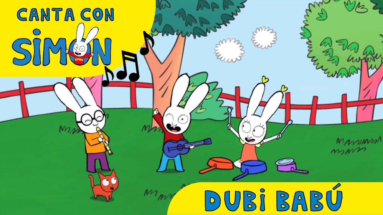Simón *La canción de Simon y sus amigos* Bibabadu [Oficial] Español Castellano