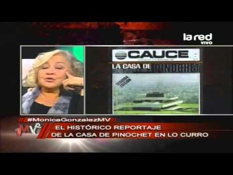 El histórico reportaje de Mónica González sobre la casa de Pinochet en Lo Curro