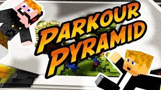 Minecraft - Parkour Pyramid [A PÁLYA FELE!]