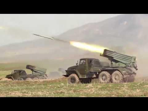 Russlands Streitkräfte in Tadschikistan proben für den Ernstfall