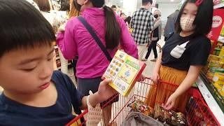 峴港自由行ep21 買一整車才2XXX元...逛逛越南樂天超市