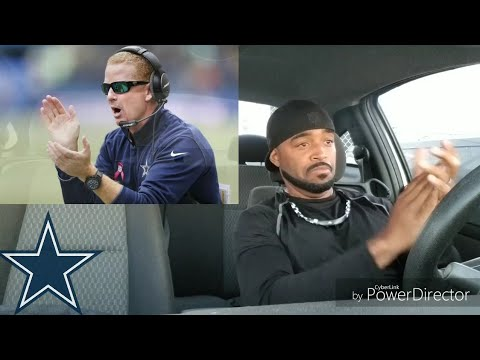Dallas Cowboys coach Jason Garrett audio from All or Nothing