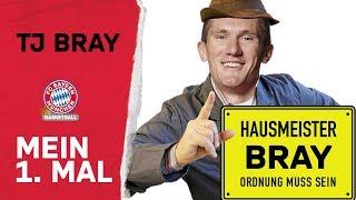Mein Erstes Mal   TJ Bray   FC Bayern Basketball Fun Facts
