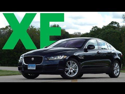 4K Review: 2018 Jaguar XE Quick Drive | Consumer Reports