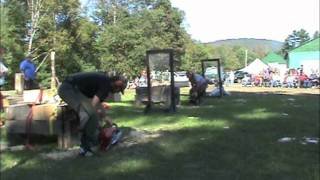 George Bean Memorial Lumberjack 2011 Hot Saw.m4v