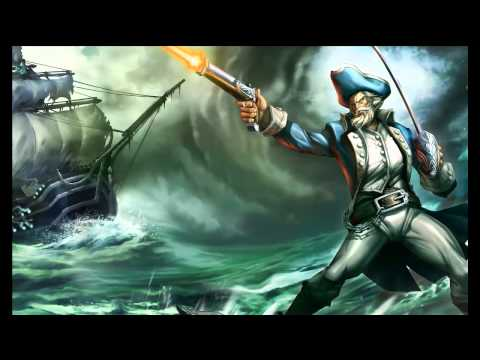 Gangplank Song - You Are A Pirate