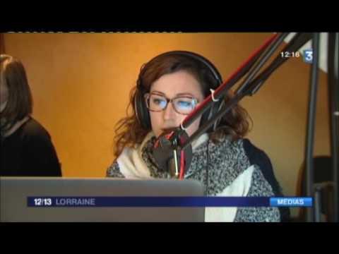 Radio Mélodie sur France 3 Lorraine