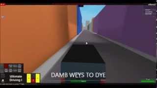 DAMB WEYS TO DYE Trailer at ROBLOX TV