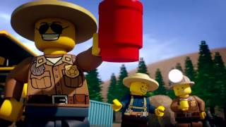 LEGO® City Gold run mini movie