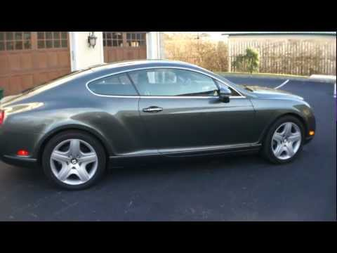 2006 Bentley Continental GT For Sale~552HP Twin Turbo W12~tastic Automobile