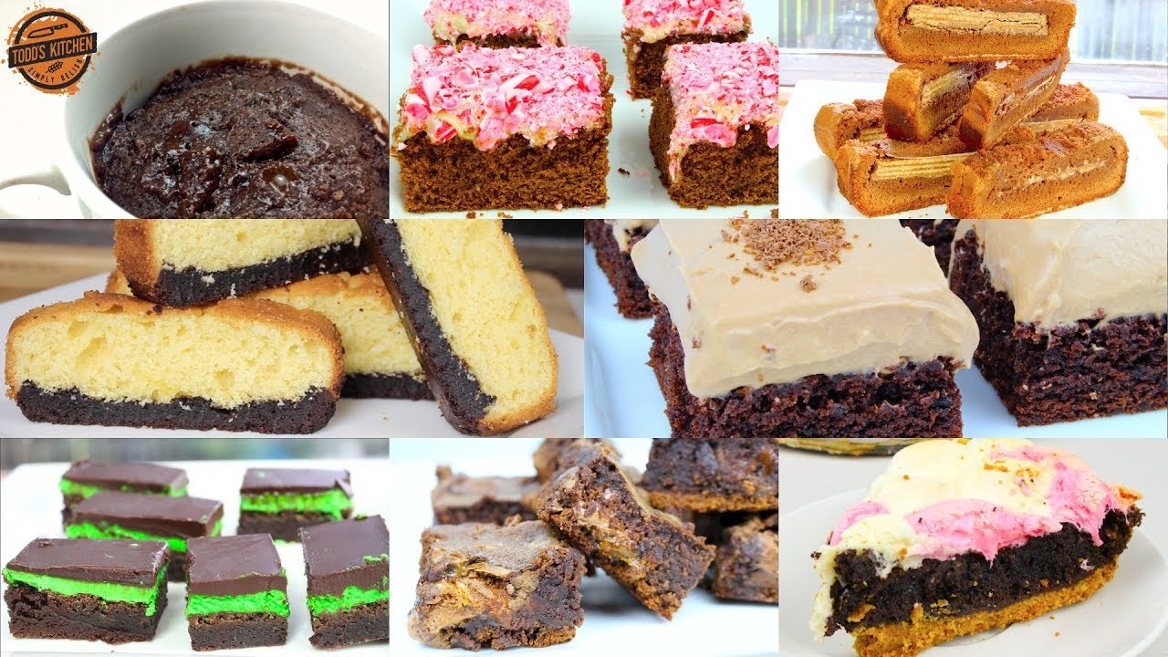 Top Brownie recipes - How to make DIY - YouTube