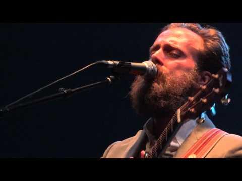 Iron & Wine - Resurrection Fern (Acoustic) - Hackney Empire - 09.10.11