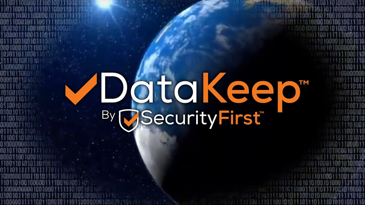 SecurityFirst™ | Protecting Critical Data