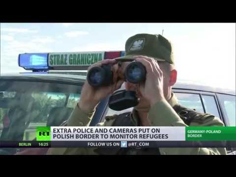 'I want border police!' Polish border town tightens security to keep refugees away