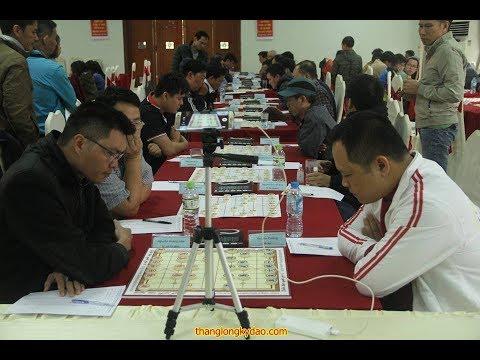 Trực tiếp Cờ giang hồ : Vũ Văn Tuyến ( phải ) vs Dương Đình Chung !!!