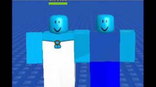 Repeat youtube video ROBLOX - Im Blue - Music Video