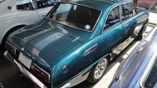 Spotted: A stunning 1972 Isuzu Bellett GT-R