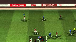 Pro Evolution Soccer 2008 [PS2] @ PCSX2 0.9.9 SVN r5113