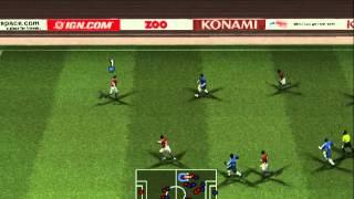 Pro Evolution Soccer 2008 [PS2] @ PCSX2 0.9.9 SVN r5113
